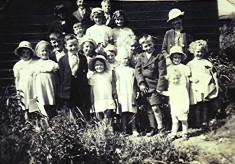 Cyril Vinsen's Sunday School Class