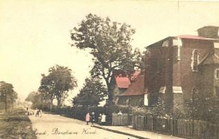 Shenley Road