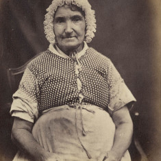 A Charwoman, 1850s | Hertfordshire Archives and Local Studies, Ref: D/EBi/54