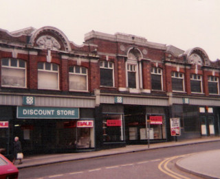 The Co-op in Victoria Street c1989 | Audrey Ashby