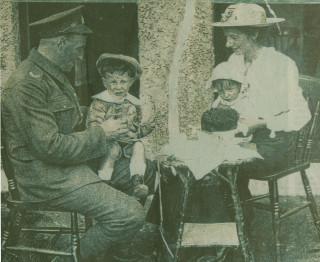 Reunited with his family | Hemel Hempstead Gazette