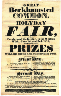 Prizes, [DE/Ls/B167] | Hertfordshire Archives and Local Studies