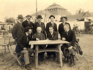 Esperanto Conference Krakow, Poland, 1912   Hertfordshire Arvchives and Local Studies Ref: D/EHo/F29/25