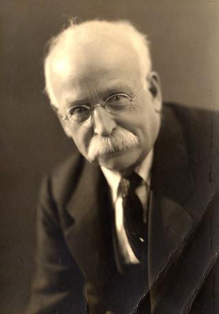 Sir Ebenezer Howard | Photo courtesy of HALS