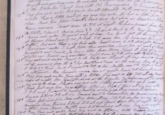 The Diaries of Mrs Louisa Arrowsmith May 1822 - 1831