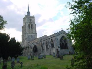Ashwell Church | Simon Chambers