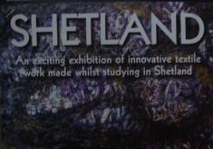 SHETLAND exhibition