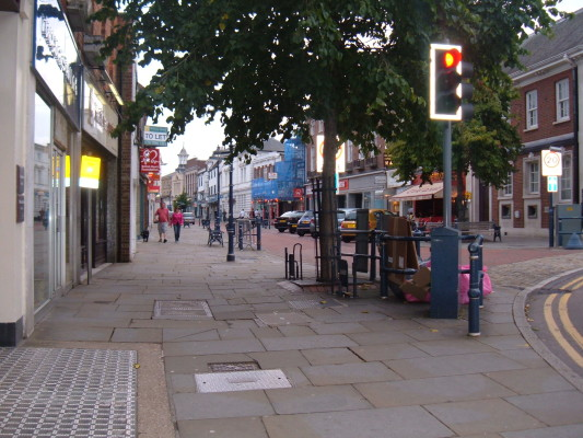 Hitchin Town Centre