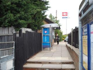 Watton at Stone Railway Station   Terry Askew