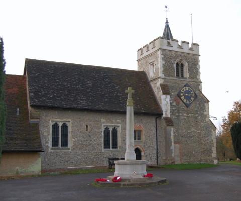 St Peters Church, Tewin | Susan Hall