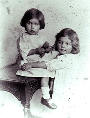 Doris & Marjorie Harborough | Geoff Webb