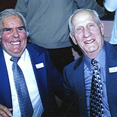 The Dalton brothers, Jim (left) and Dick. | Geoff Webb