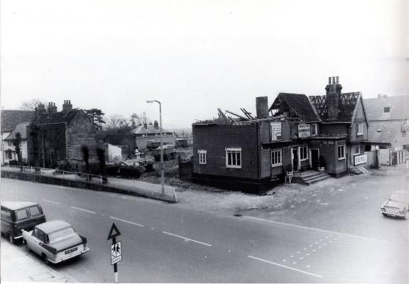 The Maidenhead Inn, Hoddesdon | Hoddesdon's Past in Pictures