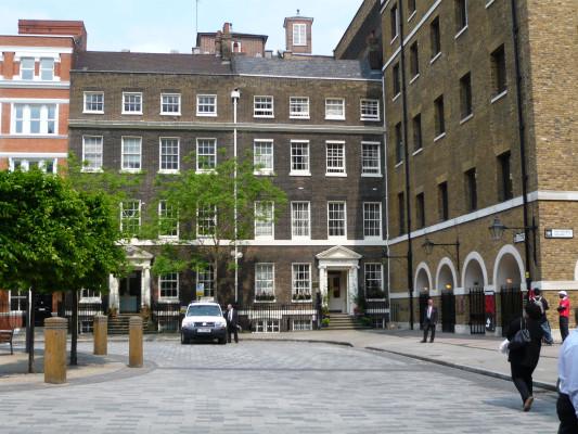 Devonshire Square, London