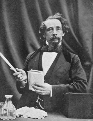 Dickens in 1861