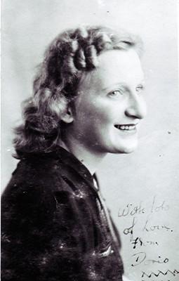 Doris Bennett   Geoff Webb