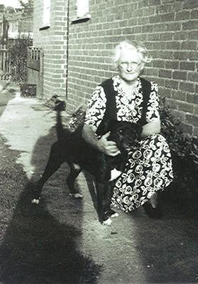 Dorothy Palmer | Geoff Webb