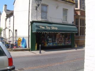 Doug Drake's Toy Shop | James Robinson