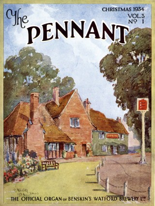 The Pennant   Hertfordshire Archives and Local Studies, Ref: D/P117/29/1