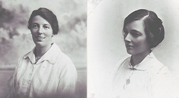Draper Sisters   Geoff Webb