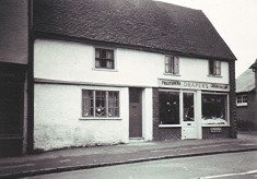 Draper's Greengrocers Shop