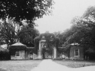 Dyrham Park Gateway, Charles 2nd Triumphal Arch | Hertfordshire Archives & Local Studies