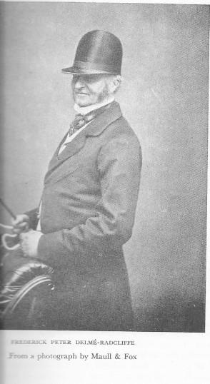 Frederick Delmé Radcliffe | R. L. Hine, Hitchin Worthies