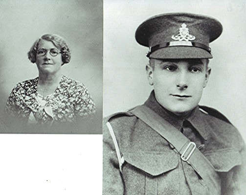 Elizabeth & Bernard Hucklesby | Geoff Webb
