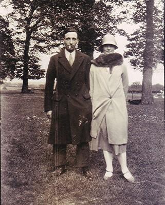 Ernie & Elsie Draper   Geoff Webb