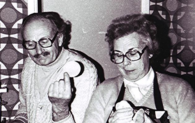 Eric and Joy Rixon, c.1975. | Geoff Webb