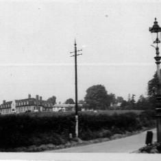 The 1926 buildings of the Boys Farm Home