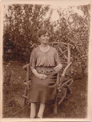 Eda Hawkins? | Susie wooster