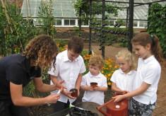 Knebworth House Educational Visits 2014