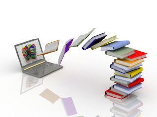 Reading books online today with a Hertfordshire Library card