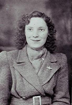 Elsie Hucklesby, c.1943 | Geoff Webb