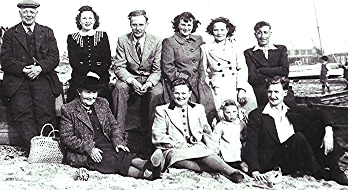 Elsom & Tingey Families | Geoff Webb