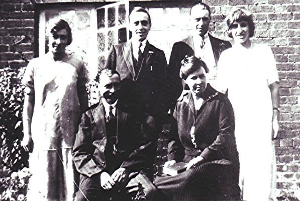 The Ephgrave family | Geoff Webb