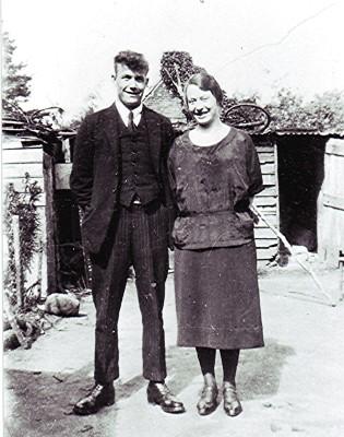Ern & Annie Brewer | Geoff Webb