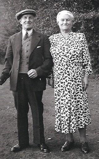 Ernest and Lizzie Rolt | Geoff Webb