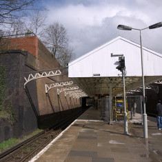 Watford High Street Station. March 2010. | © St Albans Museums