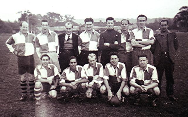 Football Club Reserves, c.1956 | Geoff Webb