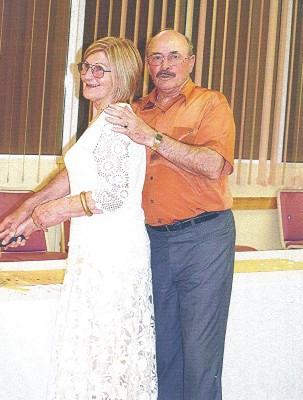 Robert & Audrey Rough