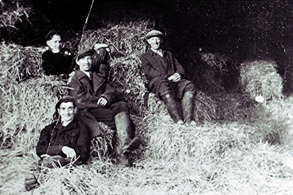 Beaumont Hall Farm Workers | Geoff Webb