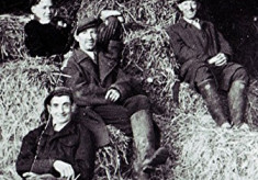 Beaumont Hall Farm Workers