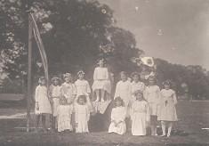 First Maypole Celebration