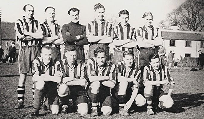 Football Team   Geoff Webb