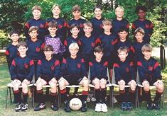 Junior School Football Team