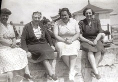 Methodist Group at Southend, c.1950