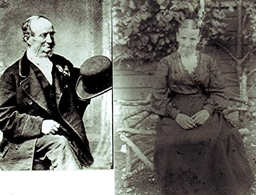 James & Maria Fox | Geoff Webb