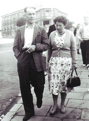 Horace & Edie Fox | Geoff Webb
